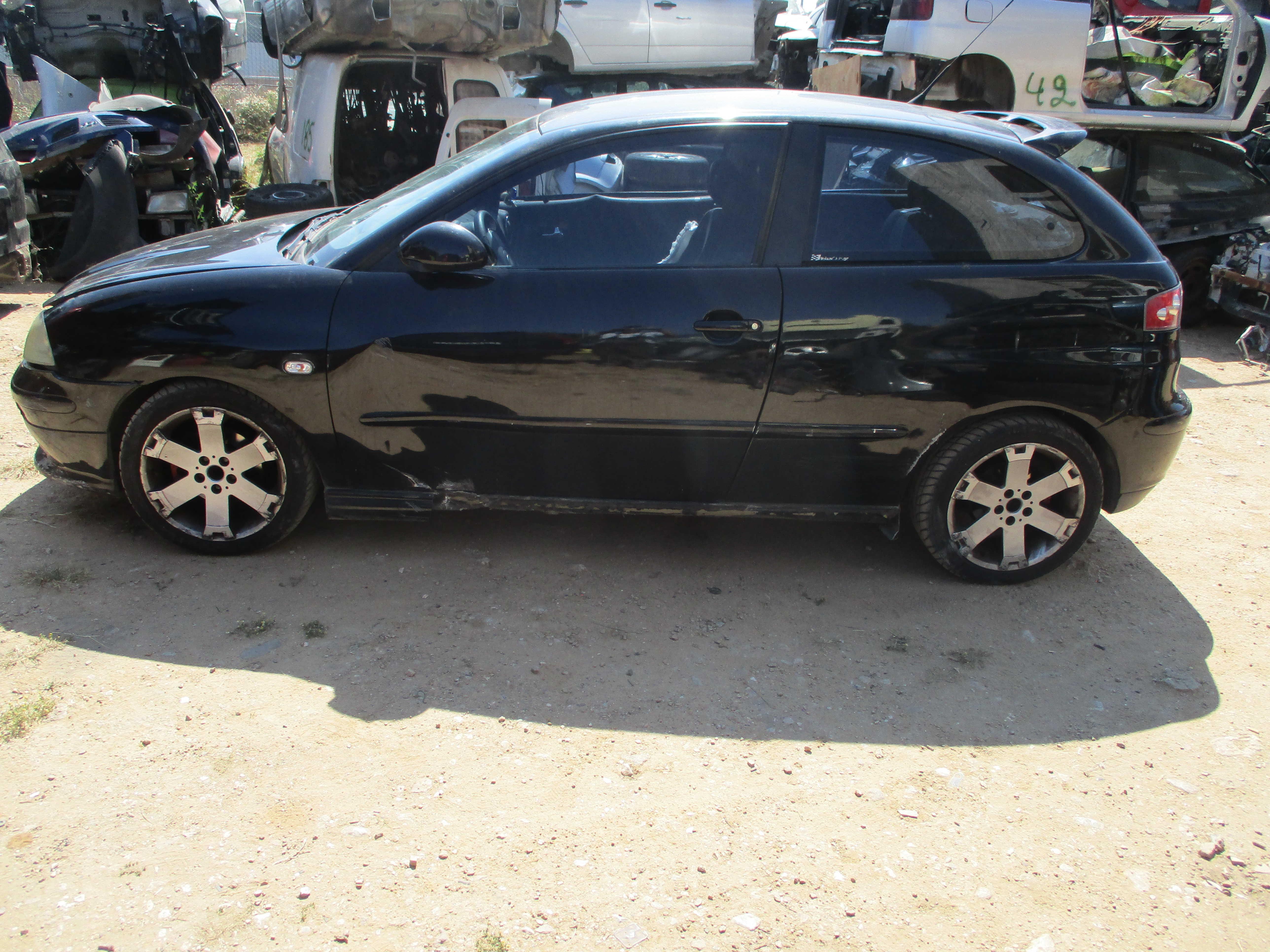 Πορτάκι Βενζίνης Seat Ibiza '05.