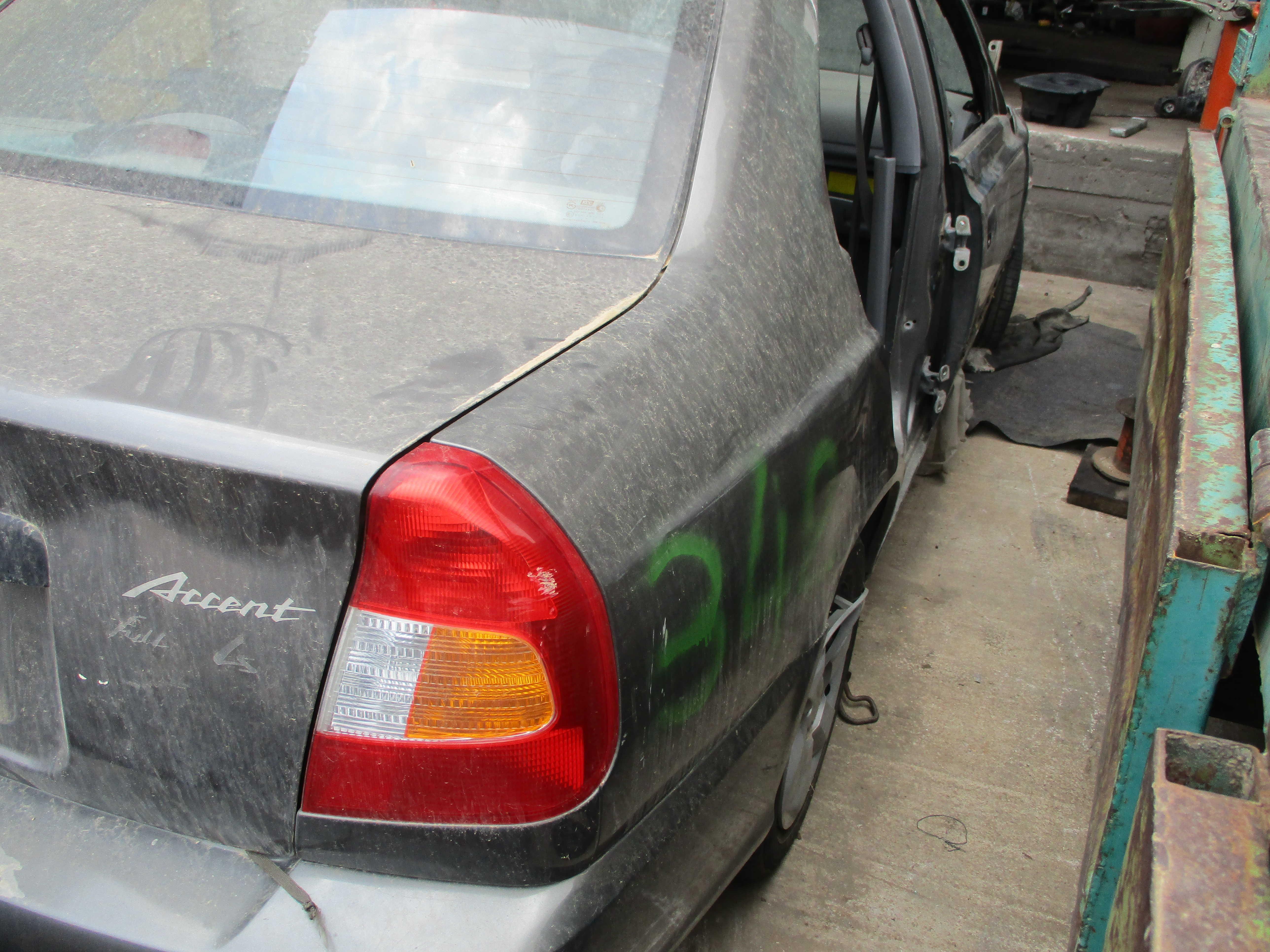 Καπό Hyundai Accent '01