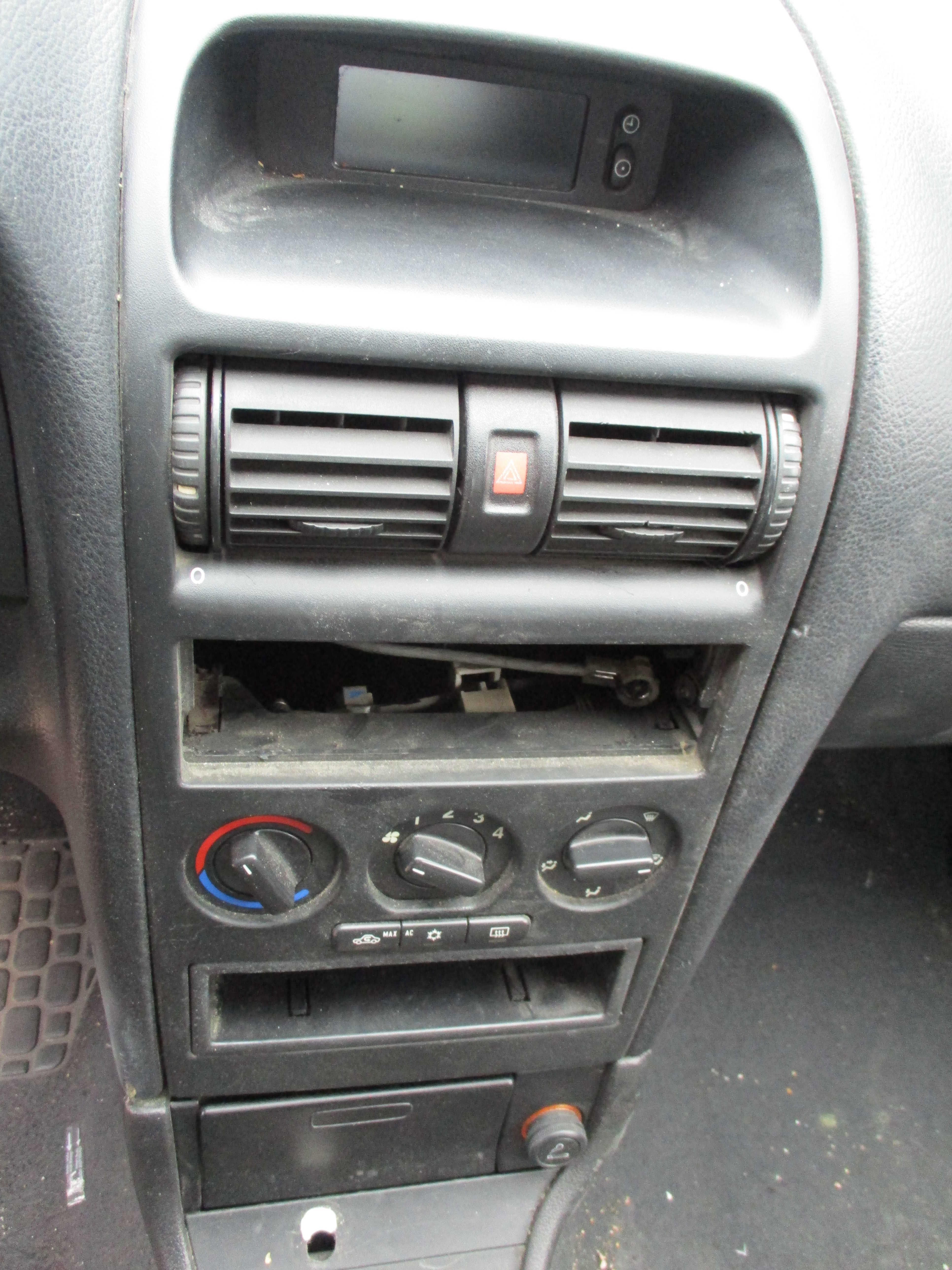 Μοτέρ Καλοριφέρ Opel Astra G Van '03